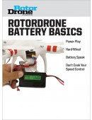 RotorDrone Battery Basics