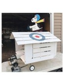 50th-Anniversary Snoopy's Doghouse