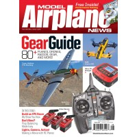 Model Airplane News August 2017
