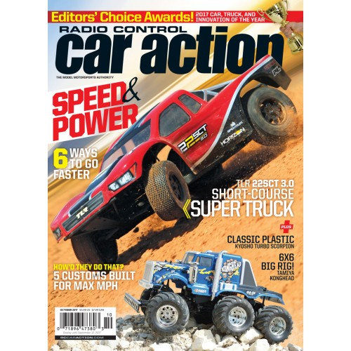 Rc Car Action >> Rc Car Action October 2017 Rc Cars Back Issues Magazines Air