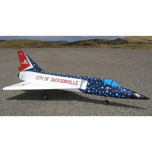 F-106 Delta Dart - RC Planes - Plans - Air Age Store