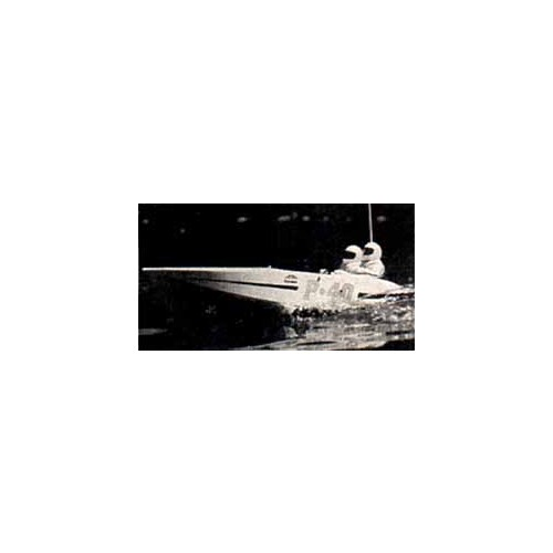 1/8-Scale Crackerbox - RC Boats - Plans - Air Age Store