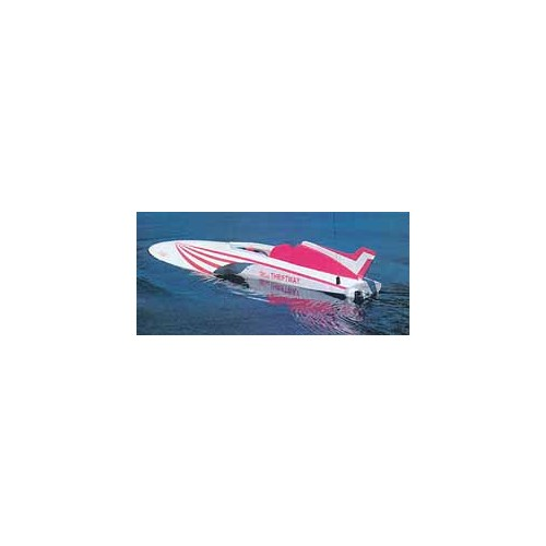 Electric Unlimited Hydro - Glow/Gas - RC Boats - Plans ...