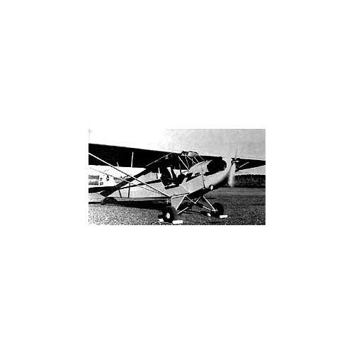 Piper J-3 Cub - Giant Scale - RC Planes - Plans - Air Age Store