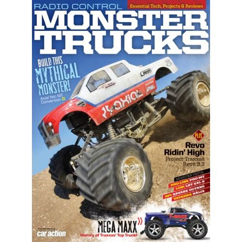 Monster Trucks 2015 - RC Cars - Special -Issues - Air Age Store