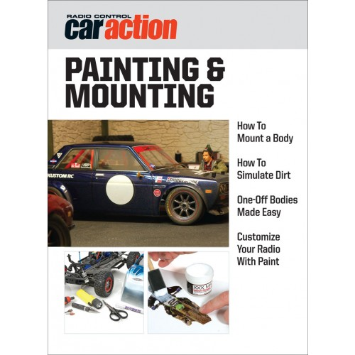 Painting and Mounting - RC Car Action - Digital-Downloads - Air Age