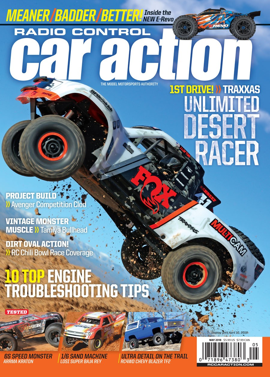Rc Car Action >> Rc Car Action May 2018 Air Age Store