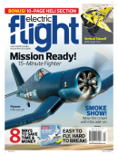 Electric Flight July 2013
