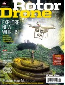 RotorDrone Magazine FREE Digital Sample Issue