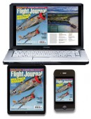 Flight Journal Digital Edition - One full year (6 issues)