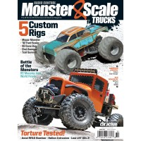 Monster and Scale Trucks 2016