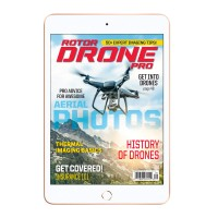 RotorDrone Pro Digital Edition (Only) - One Full Year (6 issues)