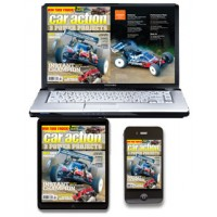 Radio Control Car Action Digital Edition - One full year (12 issues)