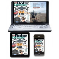 RotorDrone Digital Edition (Only) - One Full Year (6 issues)