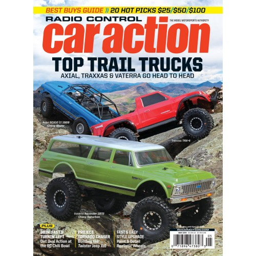 RC Car Action May 2019 - Back Issues - Air Age Store