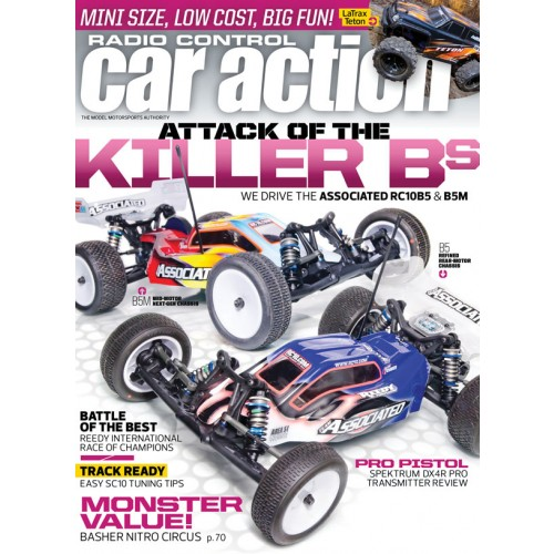RC Car Action May 2014 - Back Issues - Air Age Store