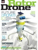 RotorDrone Magazine FREE Digital Sample Issue July/August